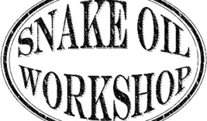 Snake Oil Workshop